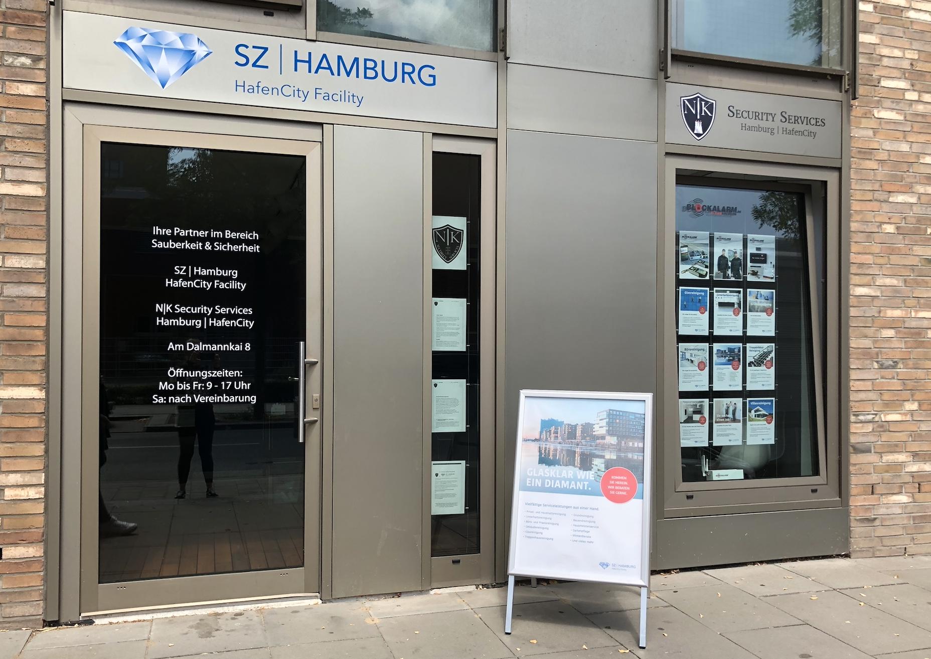 SZ | Hamburg e. K. HafenCity Facility